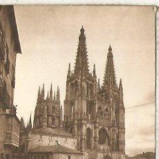Postales: BURGOS CATEDRAL SIN ESCRIBIR. Lote 180399596