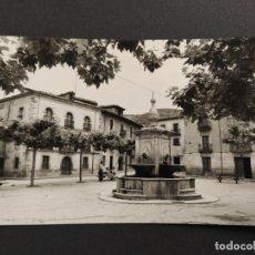 Postales: OÑA-PLAZA DEL P.CERECEDA-2-EDICIONES SICILIA-VER FOTOS-(63.294). Lote 180413755