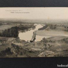 Postales: TORO-VISTA DE LA CAMPIÑA-COL·CARBAJOSA Nº9-HAUSER Y MENET-VER FOTOS-(63.309). Lote 180416748