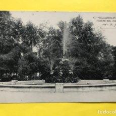 Postales: ANTIGUA POSTAL VALLADOLID FUENTE DEL CISNE J L 17 CAMPO GRANDE SIN CIRCULAR VALLADOLID 1919. Lote 180464090