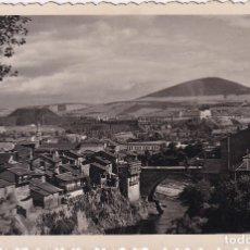 Postales: PONFERRADA - VISTA PARCIAL. AL FONDO LA TÉRMICA - ED. FRANESQUI. Lote 180481401