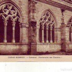 Postales: SALAMANCA - CIUDAD RODRIGO CATEDRAL. Lote 180987673
