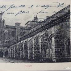 Postales: P-9572. HUELGAS (BURGOS) COLECCIÓN EXCELSIOR. CIRCULADA. AÑO 1903. Lote 181079216