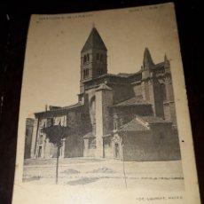 Postales: Nº 4743 POSTAL VALLADOLID ARTISTICO NUESTRA SEÑORA DE LA ANTIGUA LAURENT SIN DIVIDIR G PUENTE. Lote 181095016