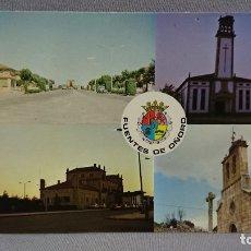 Cartes Postales: POSTAL FUENTES DE OÑORO SALAMANCA - CASTILLA Y LEÓN . Lote 181213583