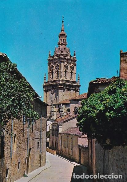 SORIA BURGO DE OSMA TORRE DE LA CATEDRAL ED.INTER BURGOS Nº 3 AÑO 1969 (Postales - España - Castilla y León Moderna (desde 1940))