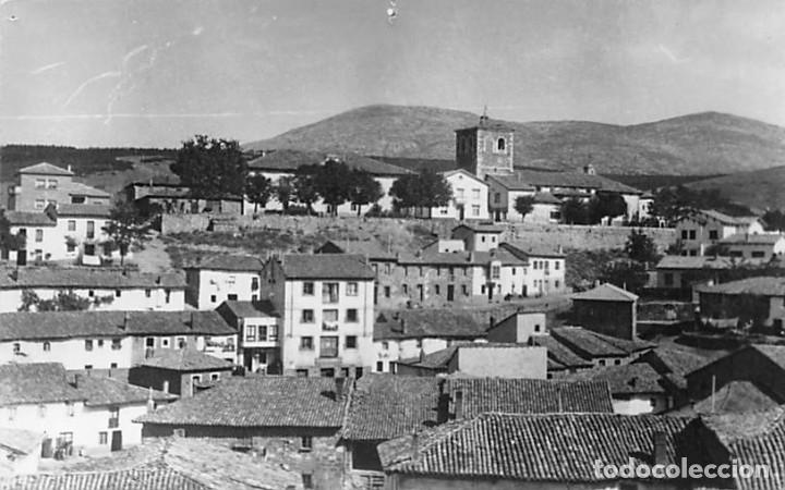 GUARDO ( PALENCIA)- POSTAL FOTOGRÁFICA- LA IGLESIA- BARRIO DE LA FUENTE (Postales - España - Castilla y León Moderna (desde 1940))