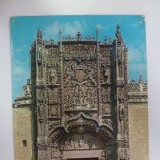 Cartes Postales: POSTAL. 8. VALLADOLID. COLEGIO DE SAN GREGORIO. PORTADA. ED. GARCÍA GARRABELLA. NO ESCRITA. . Lote 182374043