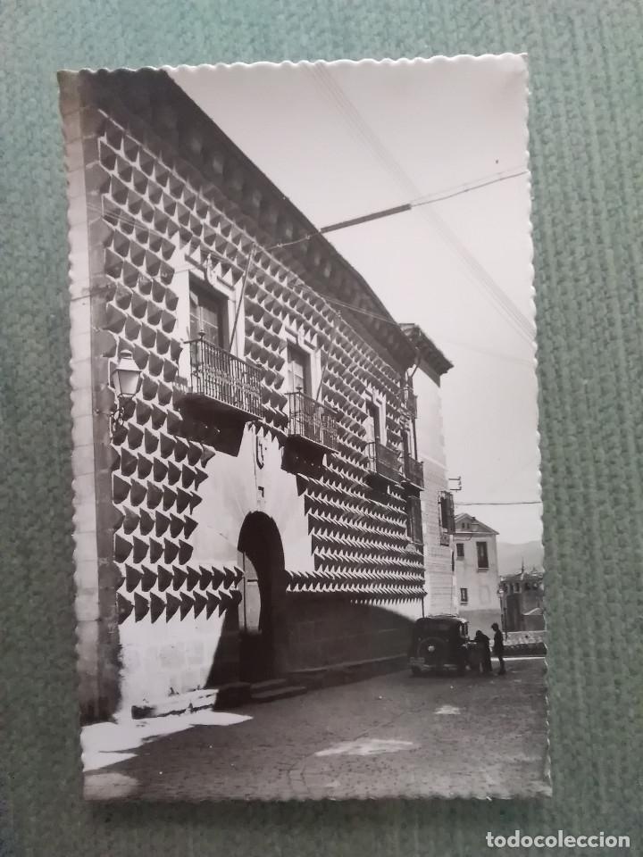 POSTAL SEGOVIA. CASA DE LOS PICOS (Postales - España - Castilla y León Moderna (desde 1940))