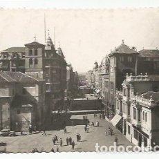 Postales: LEÓN - IGLESIA DE SAN MARCELO Y AVDA. ORDOÑO II - Nº 62 ED. GARCÍA GARRABELLA. Lote 182783702