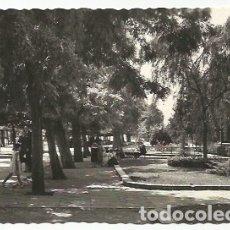 Postales: LEÓN - JARDINES DE LA CONDESA DE SAGASTA - Nº 169 ED. ARRIBAS. Lote 182783826