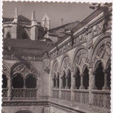 Postales: VALLADOLID - MUSEO N. ESCULTURA. PATIO DEL COLEGIO DE SAN GREGORIO. DETALLE (N. 86) - ED. GARRABELLA. Lote 182860892
