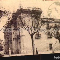 Postales: POSTAL ANTIGUA VALLADOLID MUSEO . Lote 183003160
