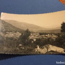 Postales: ANTIGUA POSTAL FOTOGRÁFICA PIEDRALAVES VISTA GENERAL AVILA. Lote 183029713