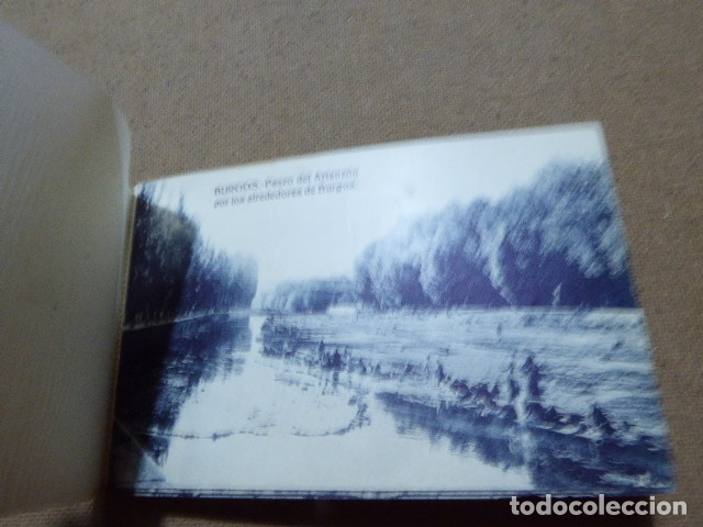 Postales: BLOC DE POSTALES DE BURGOS. 2ª SERIE. HELIOTIPIA ARTISTICA ESPAÑOLA. 20 POSTALES. 9 X 14 CM C/U - Foto 4 - 183057608