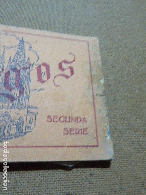 Postales: BLOC DE POSTALES DE BURGOS. 2ª SERIE. HELIOTIPIA ARTISTICA ESPAÑOLA. 20 POSTALES. 9 X 14 CM C/U - Foto 6 - 183057608