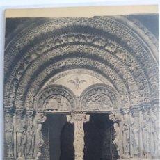 Postales: AVILA, IGLESIA DE SAN VICENTE, LUCIEN LEVI. Lote 183176315