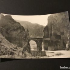 Postales: ANTIGUA POSTAL FOTOGRÁFICA PANCORVO BURGOS MAGNIFICA . Lote 183228581