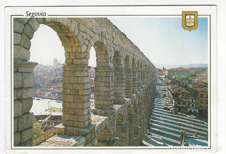 SEGOVIA.- ACUEDUCTO. (Postales - España - Castilla y León Moderna (desde 1940))