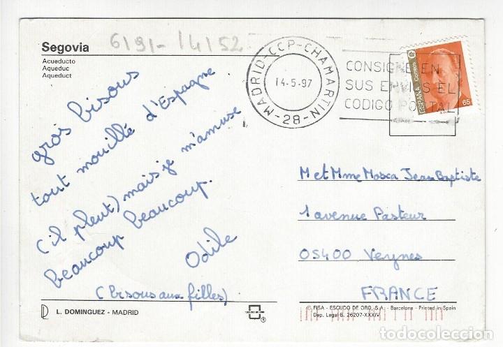 Postales: SEGOVIA.- Acueducto. - Foto 2 - 183280943