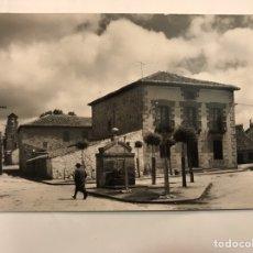 Postales: NAVALPERAL DE PINARES (ÁVILA) POSTAL NO.15, PLAZA DE JOSÉ ANTONIO VACA DE OSMA. EDITA: VISTABELLA. Lote 183510548