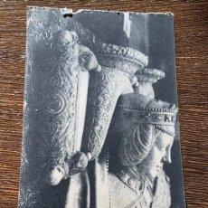 Postales: SEPULCRO DEL CONDESTABLE, BURGOS, FOTOTIPIA HAUSER Y MENET, MADRID. Lote 183564328