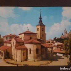 Postales: SEGOVIA IGLESIA DE SAN MILLAN. Lote 183811863