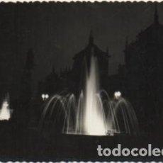 Postales: POSTAL DE VALLADOLID. FUENTES LUMINOSAS P-CASTLE-1262. Lote 183893167