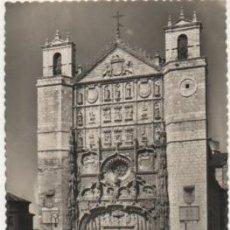 Postales: POSTAL DE VALLADOLID. FACHADA IGLESIA DE SAN PABLO P-CASTLE-1264. Lote 183893261