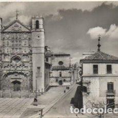 Postales: POSTAL DE VALLADOLID. IGLESIA DE SAN PABLO. CASA DE FELIPE LL P-CASTLE-1268. Lote 183896556