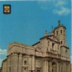 Postales: POSTAL DE VALLADOLID. CATEDRAL P-CASTLE-1274. Lote 183896908