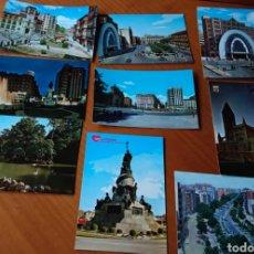 Postales: VALLADOLID AÑOS 60. LOTE DE 14 POSTALES. ALGUNAS RARAS.. Lote 184396882