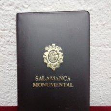 Postales: SALAMANCA MONUMENTAL. GRUPO DE 20 POSTALES.. Lote 184421112