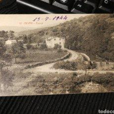 Postales: POSTAL DE BEJAR. SALAMANCA. CIRCULADA. Lote 184890395
