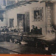 Cartoline: POSTAL VALLADOLID. CASA DE CERVANTES. AÑOS 20. SIN CIRCULAR.. Lote 185424182