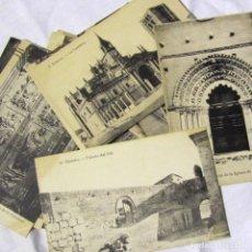 Postales: 14 TARJETAS POSTALES DE ZAMORA, GARCÍA HERMANOS SIN CIRCULAR. Lote 185989027
