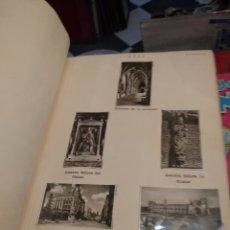 Postales: LOTE FOTOS ANTIGUAS POSTALES LEÓN PROCEDENTES DE ÁLBUM PERSONAL. Lote 186299507
