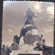 Postales: POSTAL VALLADOLID MONUMENTO A COLON . Lote 186324691