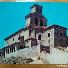 Postales: SORIA - SAN ESTEBAN DE GORMAZ - IGLESIA DEL RIVERO - ROMANICA XII . Lote 186353087
