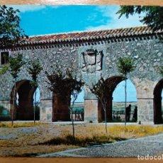 Postales: BURGOS LERMA ARCOS Y ESCUDO. ED. POSTAL INTER Nº 5. Lote 186354465