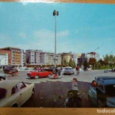 Postales: BURGOS, PLAZA DEL CONDE DE CASTRO. ED: POSTALES INTER 52. Lote 186354587