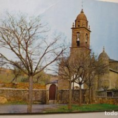 Postales: POSTAL BEMBIBRE .- LEON SANUARIO SANTO ECCE HOMO -CIRCULADA. Lote 189525548