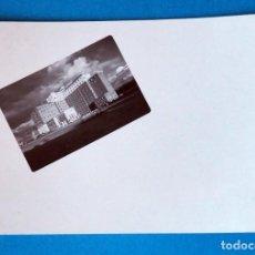 Postales: FOTOGRAFÍA DEL ANTIGUO HOSPITAL GENERAL YAGUE ( BURGOS). Lote 189681465
