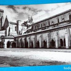 Postales: POSTAL DE BURGOS: MONASTERIO DE LAS HUELGAS. Lote 189894708