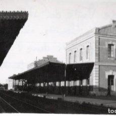 Cartoline: BURGOS. ESTACIÓN 1934. Lote 190464512