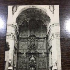 Postales: MONFORTE DE LEMOS - IGLESIA DE LOS ESCOLAPIOS. RETABLO - NÚM. 38 ED ARRIBAS. Lote 190516366