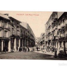 Postales: PALENCIA.- CALLE MAYOR PRINCIPAL.. Lote 190604056