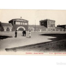 Postales: PALENCIA.- GRANJA AGRICOLA.. Lote 190613250