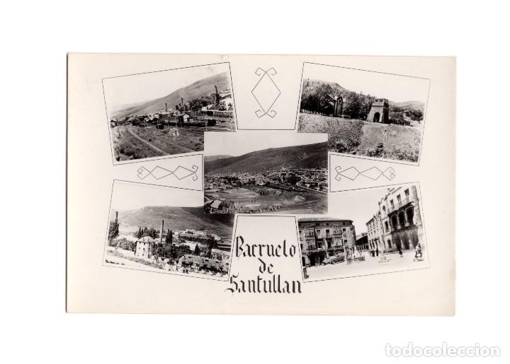 BARRUELO DE SANTULLAN.(PALENCIA).- VISTAS. (Postales - España - Castilla y León Antigua (hasta 1939))