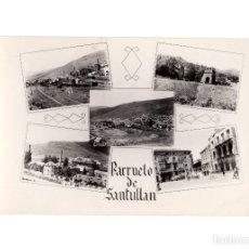 Postales: BARRUELO DE SANTULLAN.(PALENCIA).- VISTAS.. Lote 190614863